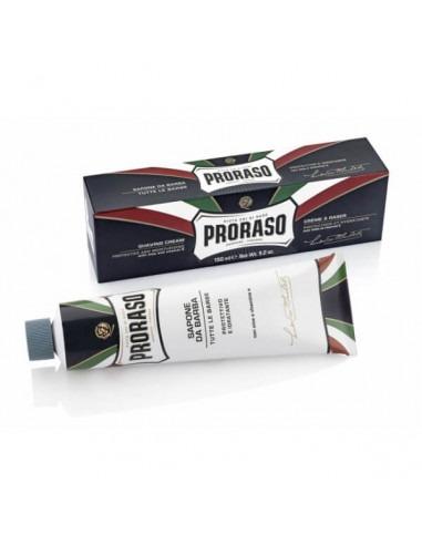 Крем для бритья Proraso Aloe Vera 150мл