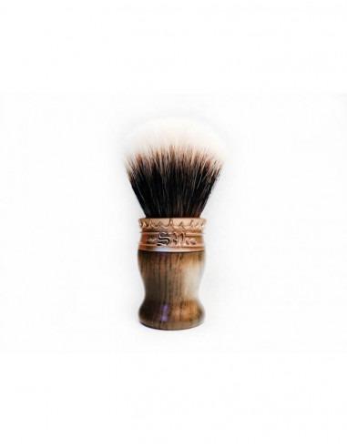 Помазок для бритья Saponificio Varesino Inmbuia Wood Badger Manchuria