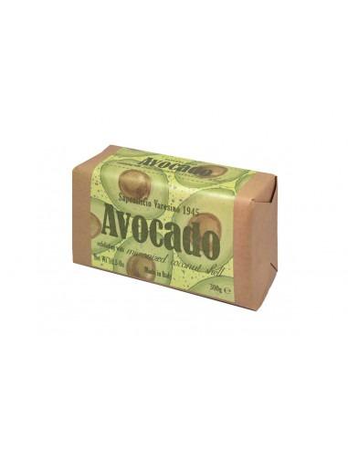 Натуральное мыло с маслом Авокадо Saponificio Varesino