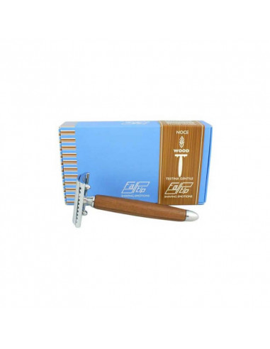 T-образный станок Fatip Walnut Wood Closed Comb