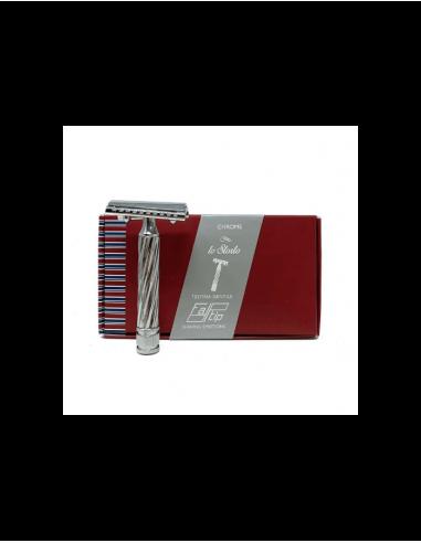 T-образный станок Fatip Storto Slant Closed Comb
