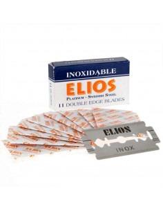 Лезвия для бритья двусторонние Elios Platinum 11шт