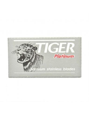 Лезвия для бритья двусторонние Tiger Classic 5 шт