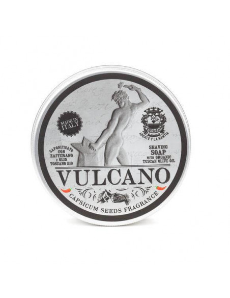 Мыло для бритья Abbate Y La Mantia Vulcano 150мл