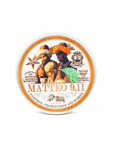 Мыло для бритья Abbate Y La Mantia Matteo 150мл