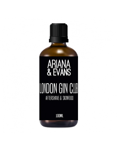 Лосьон после бритья Ariana & Evans London Gin Club 100мл