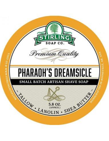 Мыло для бритья Stirling Soap Pharaoh's Dreamsicle 170мл