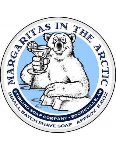 Мыло для бритья Stirling Soap Margaritas in the Arctic 170мл