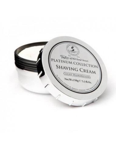 Крем для бритья Taylor of Old Bond Street Platinum 150г
