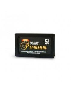 Сменные лезвия Derby Black Premium 5 шт
