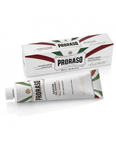 Крем для бритья Proraso для чувствительной кожи 150мл
