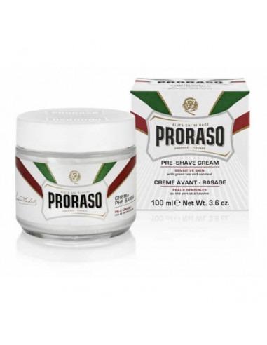 Крем до бритья Proraso для чувствительной кожи 100 мл