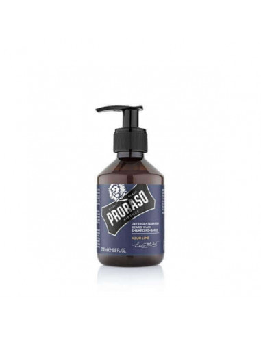 Proraso шампунь для бороды Proraso Аzur Lime 200 мл