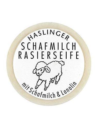 Мыло для бритья Haslinger с овечьим молоком 60г