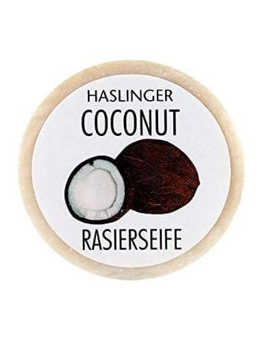 Мыло для бритья Haslinger Coconut 60г