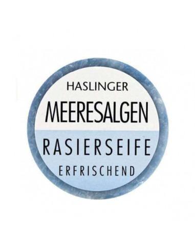 Мыло для бритья Haslinger морские водоросли 60г