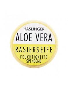 Мыло для бритья Haslinger Алоэ Вера 60 г
