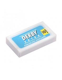 Сменные лезвия Derby Extra Blue 10 шт
