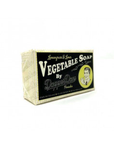 Мыло вегетарианское Dapper Dan Lemongrass & Limes 190г