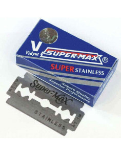 Лезвия Super-Max Stainless 10 шт.