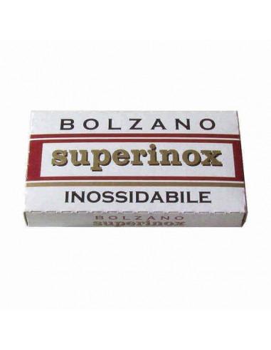 Лезвия двусторонние Bolzano Superinox 5 шт.