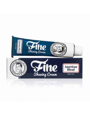 Крем для бритья Fine American Blend 100ml