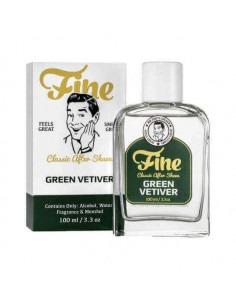 Лосьон после бритья Fine - Green Vetiver 100 мл