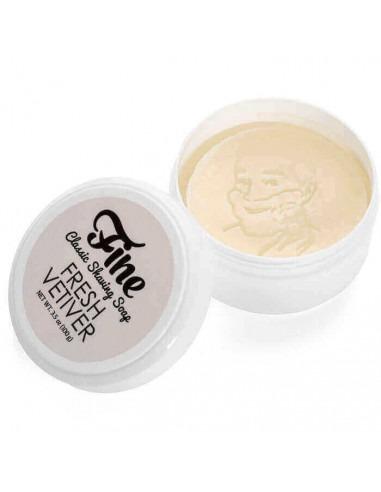 Мыло для бритья Fine — Fresh Vetiver 100г