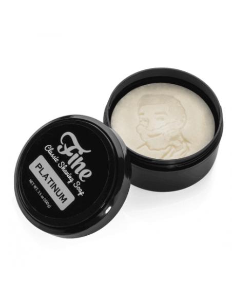 Мыло для бритья Fine — Platinum 100г
