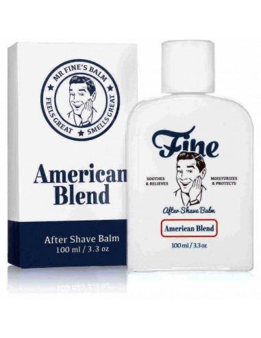 Бальзам после бритья Fine — American Blend 100мл
