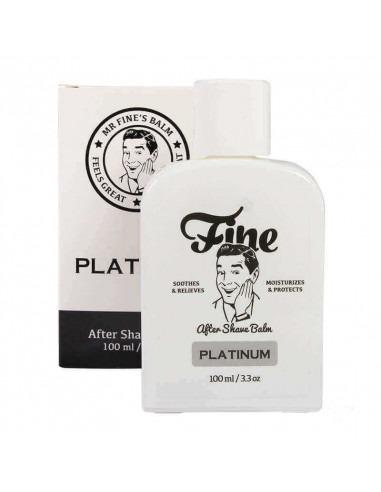 Бальзам после бритья Fine — Platinum 100мл