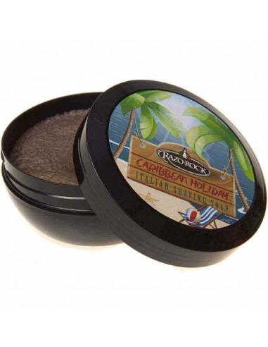 Мыло для бритья Razorock Caribbean Holiday 150мл