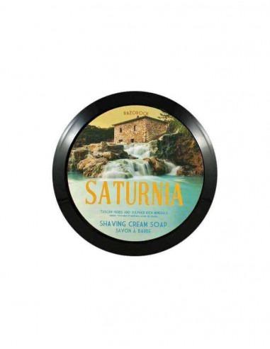 Мыло для бритья Razorock Saturnia 150мл