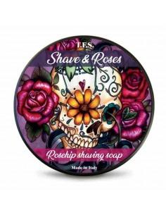 Мыло для бритья T.F.S Roses Rosehip 125мл