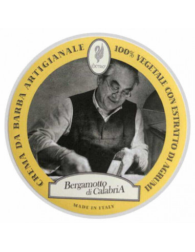 Крем для бритья Artisan Extro Cosmesi Bergamotto 150мл