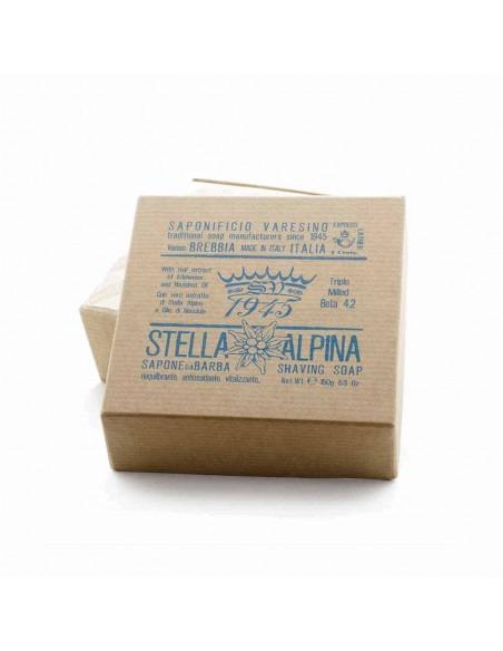 Мыло для бритья Saponificio Varesino Stella Alpina 150г