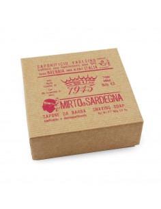 Мыло для бритья Saponificio Varesino Mirto Sardegna 150г