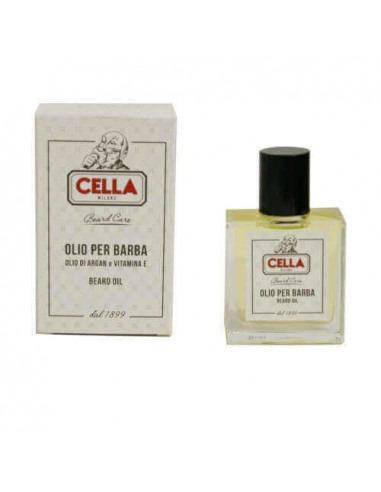 Масло для бороды Cella масло Аргана и Витамин Е 50мл