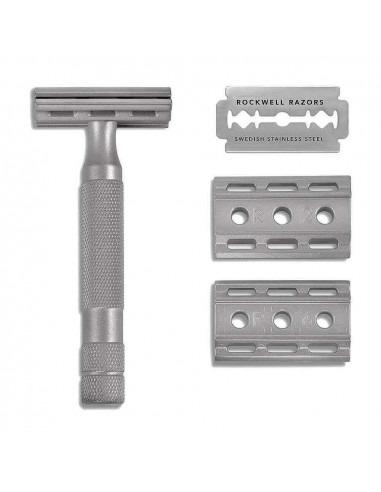 T-образный станок Rockwell 6S Matte Stainless Steel