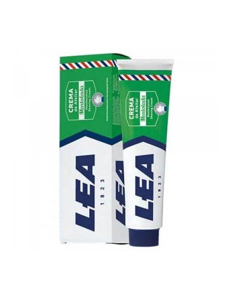 Крем для бритья Lea Освежающий c ментолом 150г