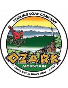 Мыло для бритья Stirling Soap Ozark Mountain 170мл