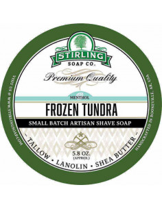 Мыло для бритья Stirling Soap Frozen Tundra 170мл