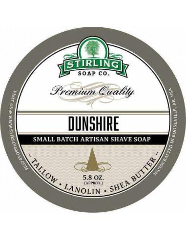 Мыло для бритья Stirling Soap Dunshire 170мл