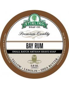 Мыло для бритья Stirling Soap Bay Rum 170мл