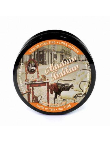 Мыло для бритья T.F.S Mandarino Tachibana 125мл