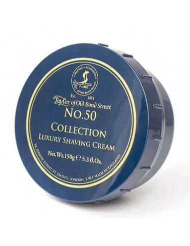 Крем для бритья Taylor of Old Bond Street No. 50 Collection
