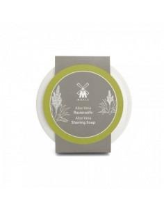 Мыло для бритья Mühle Aloe Vera в фарфоровой чаше
