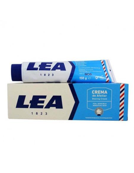Крем для бритья Lea для чувствительной кожи 150г