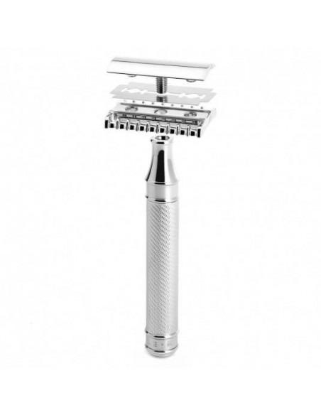 Т-образная бритва Mühle R41 хром