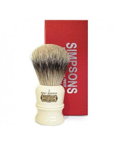 Simpson Duke D3 Best Badger помазок для бритья